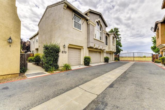 870 Sierra View Circle #1, Lincoln, CA 95648 (MLS #18045868) :: Keller Williams - Rachel Adams Group