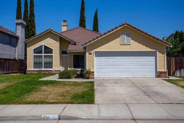 430 Edgewood Lane, Tracy, CA 95376 (MLS #18045988) :: NewVision Realty Group