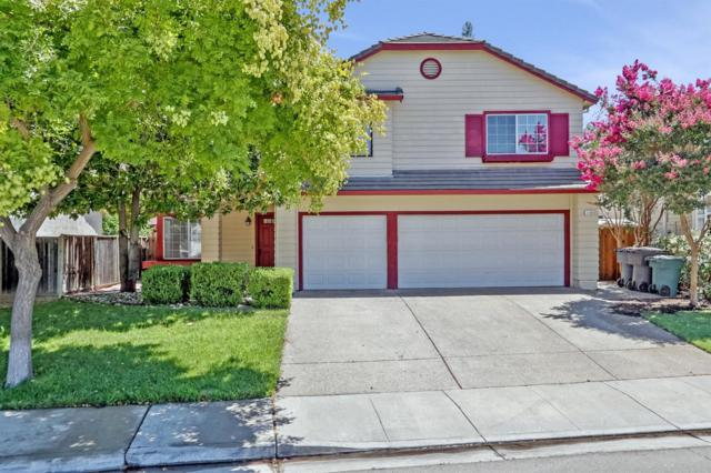 1100 Candlewood Drive, Tracy, CA 95376 (MLS #18047409) :: Dominic Brandon and Team