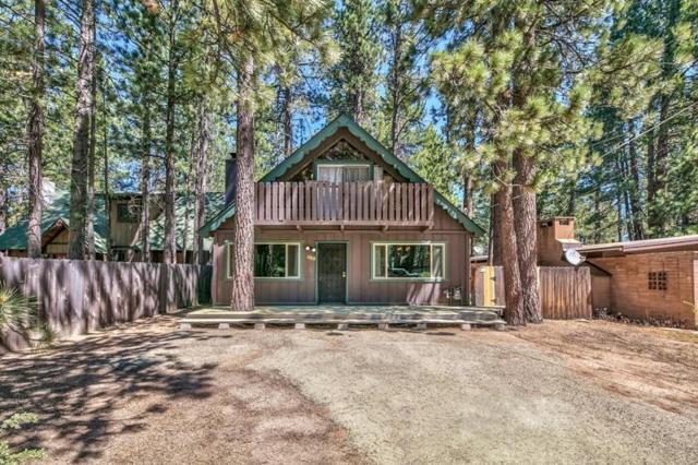 833 Modesto Avenue, South Lake Tahoe, CA 96150 (MLS #18047793) :: The Merlino Home Team