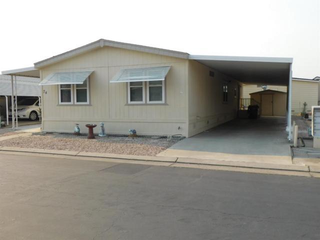 6706 Tam O Shanter Drive #74, Stockton, CA 95210 (MLS #18047943) :: The MacDonald Group at PMZ Real Estate