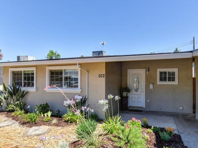 502 Dudley Drive, Roseville, CA 95678 (MLS #18048045) :: Keller Williams - Rachel Adams Group