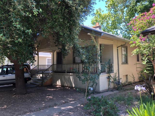 2604 41st Street, Sacramento, CA 95817 (MLS #18049087) :: Gabriel Witkin Real Estate Group