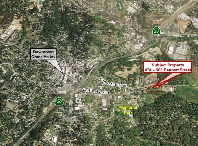 474-500 Bennett Street, Grass Valley, CA 95945 (MLS #18049411) :: Dominic Brandon and Team