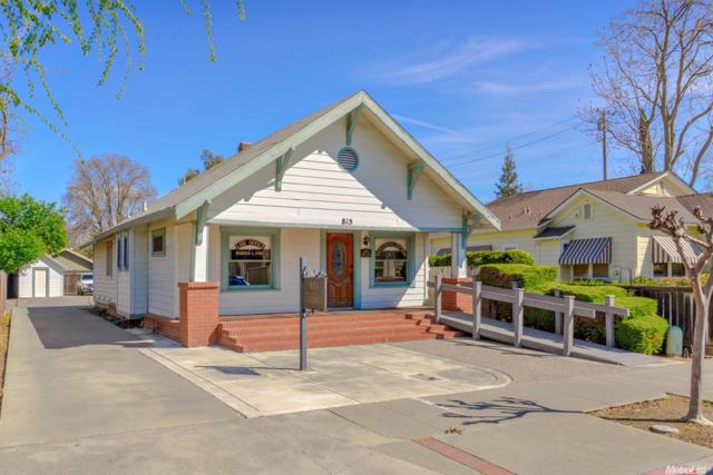815 North Street, Woodland, CA 95695 (MLS #18050392) :: REMAX Executive