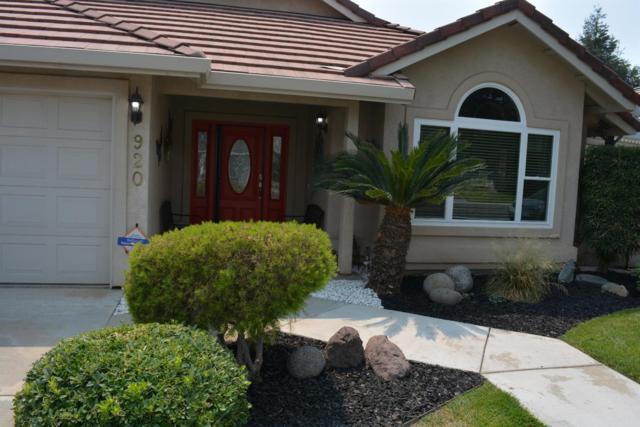920 E Milgeo Avenue, Ripon, CA 95366 (MLS #18050622) :: The Del Real Group