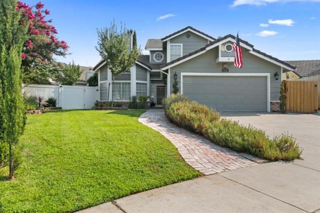 412 San Andreas Court, Modesto, CA 95354 (MLS #18055907) :: REMAX Executive