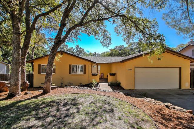 2523 Deer Trail Lane, Cameron Park, CA 95682 (MLS #18056085) :: Keller Williams Realty - The Cowan Team