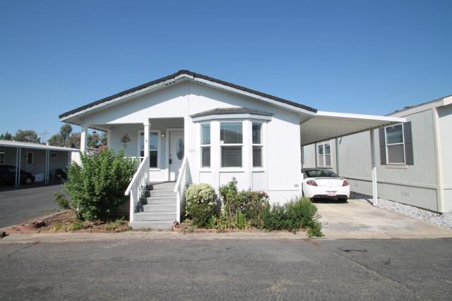 6221 Gettysburg Lane #31, Citrus Heights, CA 95621 (MLS #18057181) :: Keller Williams - Rachel Adams Group
