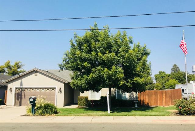 210 C St, Wheatland, CA 95692 (MLS #18060583) :: Keller Williams - Rachel Adams Group