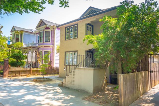 1412 F Street, Sacramento, CA 95814 (MLS #18060749) :: Heidi Phong Real Estate Team