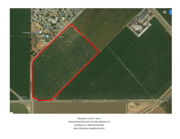 0 Howard Road, Westley, CA 95387 (MLS #18061166) :: Keller Williams - Rachel Adams Group