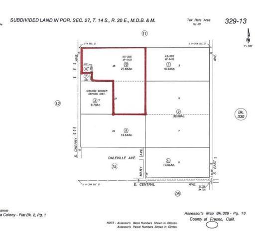 3428 S Cherry Avenue, Fresno, CA 93706 (MLS #18061708) :: Keller Williams - Rachel Adams Group