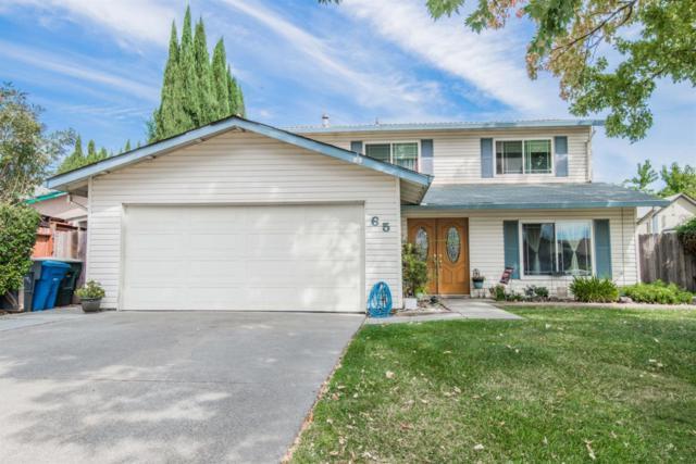 65 Longview Drive, Vacaville, CA 95687 (MLS #18062709) :: The Merlino Home Team