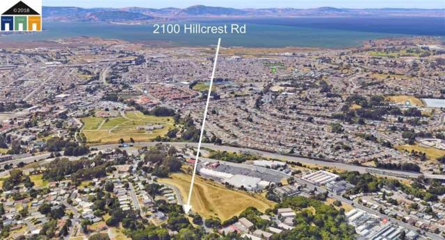 2100 Hillcrest Road, San Pablo, CA 94806 (MLS #18063463) :: The Merlino Home Team