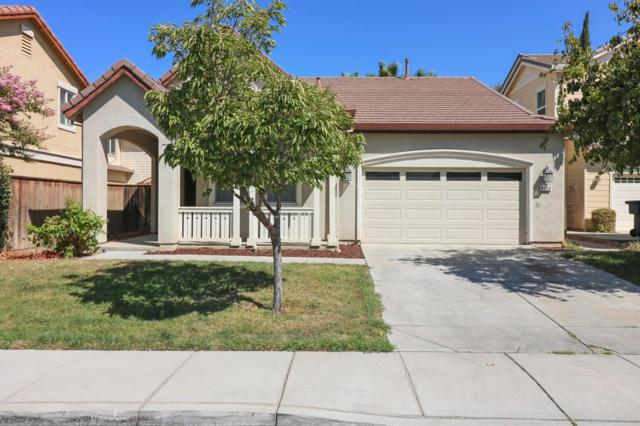 4130 Cherry Blossom Lane, Tracy, CA 95377 (MLS #18063524) :: Dominic Brandon and Team
