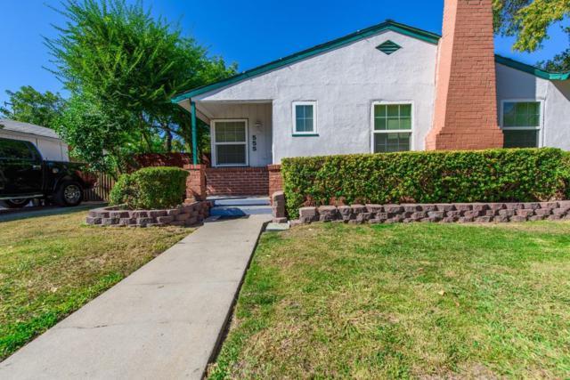 555 E Mariposa Avenue, Stockton, CA 95204 (MLS #18064087) :: Keller Williams Realty Folsom