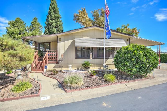 14554 Poncho Conde Circle, Rancho Murieta, CA 95683 (MLS #18064163) :: The MacDonald Group at PMZ Real Estate