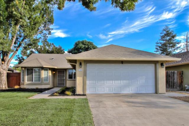 1405 Tyrus Street, Modesto, CA 95351 (MLS #18064283) :: Keller Williams - Rachel Adams Group