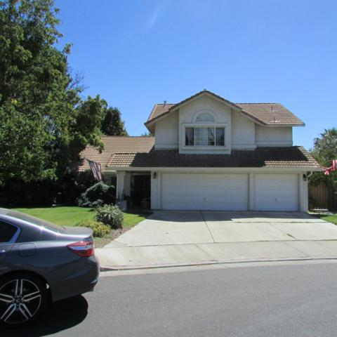 1027 Santa Maria Street, Los Banos, CA 93635 (MLS #18064559) :: Keller Williams - Rachel Adams Group