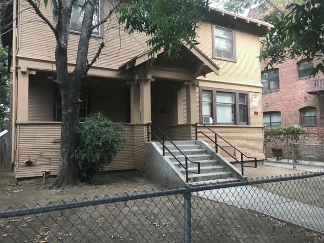 722 N San Joaquin Street, Stockton, CA 95202 (MLS #18065880) :: Keller Williams Realty Folsom