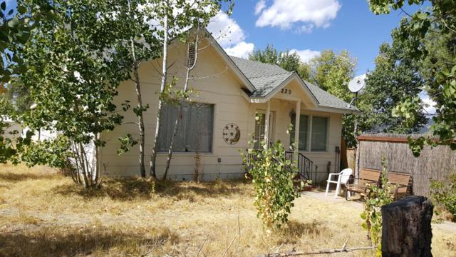 220 Utah Street, Portola, CA 96122 (MLS #18066086) :: NewVision Realty Group