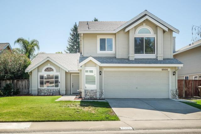 5500 Spring Creek Way, Elk Grove, CA 95758 (MLS #18066284) :: REMAX Executive