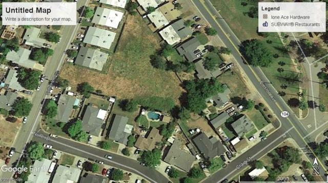 0-Lot 11 Sutter Lane, Ione, CA 95640 (MLS #18067031) :: Dominic Brandon and Team