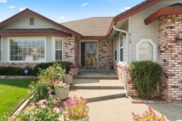 915 El Oro Drive, Auburn, CA 95603 (MLS #18067444) :: The Del Real Group
