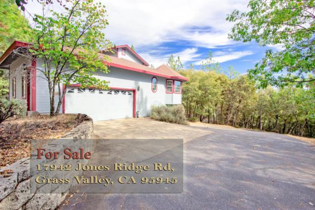 17942 Jones Ridge, Grass Valley, CA 95945 (MLS #18068753) :: The Merlino Home Team
