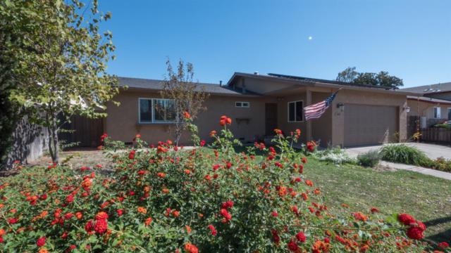 1033 Maria Drive, Oakdale, CA 95361 (MLS #18069186) :: The MacDonald Group at PMZ Real Estate