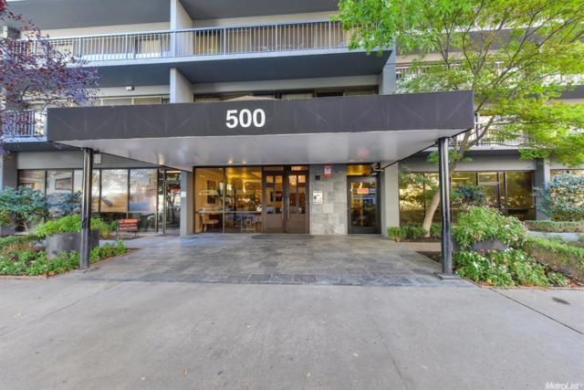 500 N Street #608, Sacramento, CA 95814 (MLS #18069460) :: Heidi Phong Real Estate Team