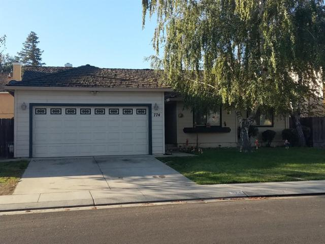 774 Jonquil Drive, Lathrop, CA 95330 (MLS #18069898) :: Heidi Phong Real Estate Team