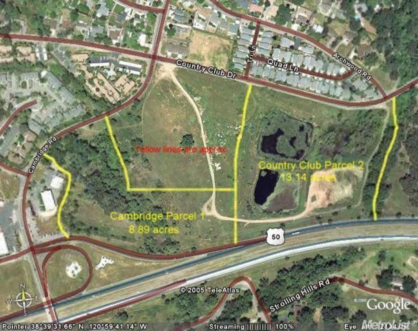 1 Cambridge Road, Cameron Park, CA 95682 (MLS #18070084) :: Keller Williams Realty - Joanie Cowan