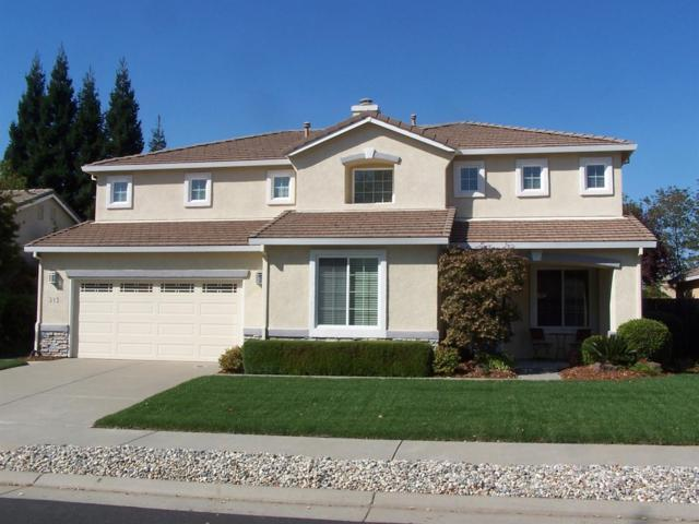 313 Waterfield Drive, Roseville, CA 95678 (MLS #18070367) :: The Del Real Group