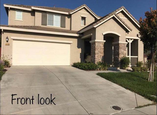 1778 Centerpiece Lane, Manteca, CA 95337 (MLS #18070708) :: Heidi Phong Real Estate Team