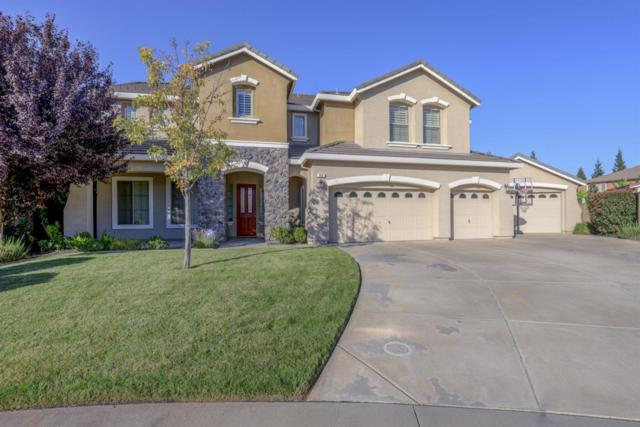 516 Sepultra Court, Roseville, CA 95747 (MLS #18070878) :: The Del Real Group