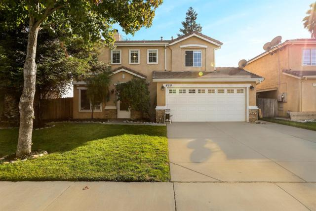 850 Weeping Willow Lane, Tracy, CA 95376 (MLS #18071819) :: REMAX Executive