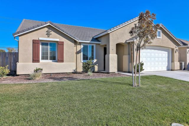 660 Claret, Los Banos, CA 93635 (MLS #18071887) :: Heidi Phong Real Estate Team