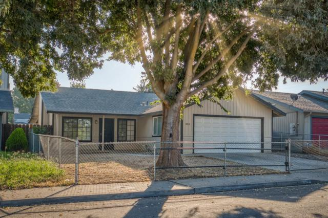 928 Spencer Avenue, Modesto, CA 95351 (MLS #18071965) :: REMAX Executive
