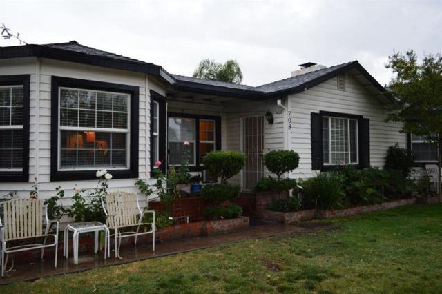 708 Dawn Drive, Modesto, CA 95350 (MLS #18072340) :: The Del Real Group