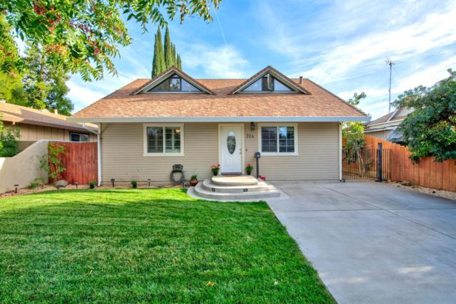 304 Baker Street, Winters, CA 95694 (MLS #18072552) :: Keller Williams Realty - Joanie Cowan