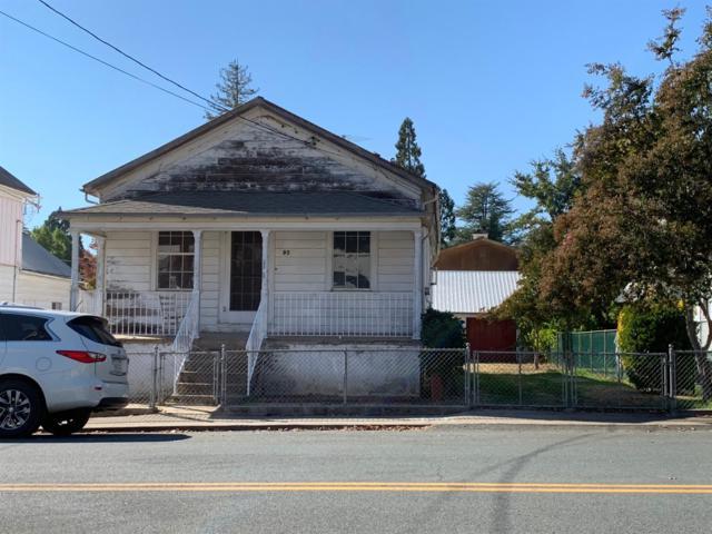 95 Broad Street, Sutter Creek, CA 95685 (MLS #18072581) :: The Merlino Home Team