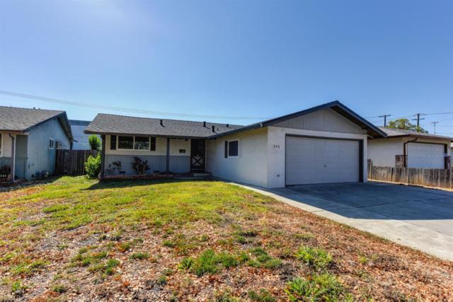 191 Tahoe Drive, Vacaville, CA 95687 (MLS #18072952) :: The Merlino Home Team