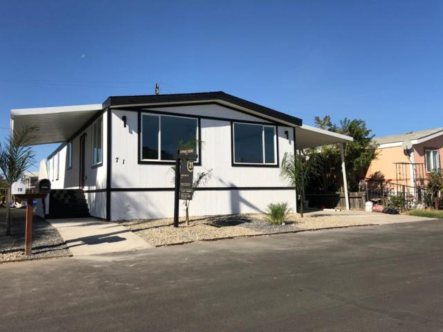 1459 Standiford Ave #71, Modesto, CA 95350 (MLS #18074250) :: The MacDonald Group at PMZ Real Estate