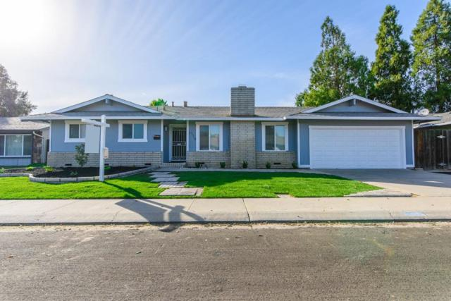 1719 Kingwood Avenue, Manteca, CA 95336 (MLS #18074408) :: Keller Williams Realty - Joanie Cowan
