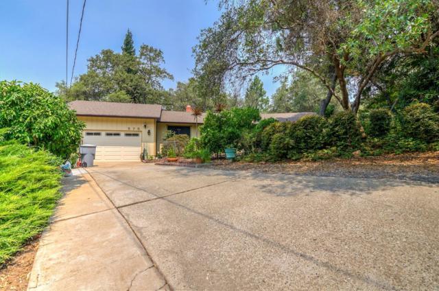 575 Valley Ridge Ct, Auburn, CA 95603 (MLS #18074992) :: The Del Real Group