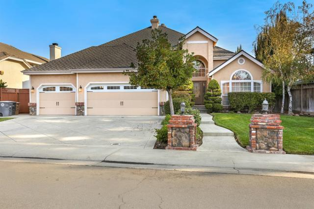 9075 Doncaster Court, Elk Grove, CA 95624 (MLS #18075715) :: Dominic Brandon and Team