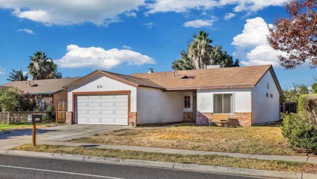 231 S Central Avenue, Tracy, CA 95376 (MLS #18076328) :: Dominic Brandon and Team
