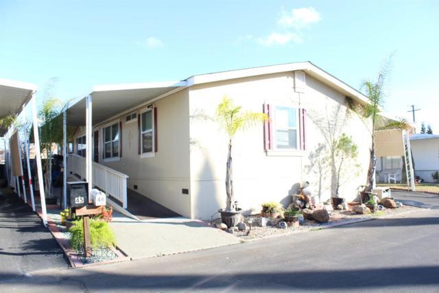 1459 Standiford Avenue #46, Modesto, CA 95350 (MLS #18079520) :: The MacDonald Group at PMZ Real Estate
